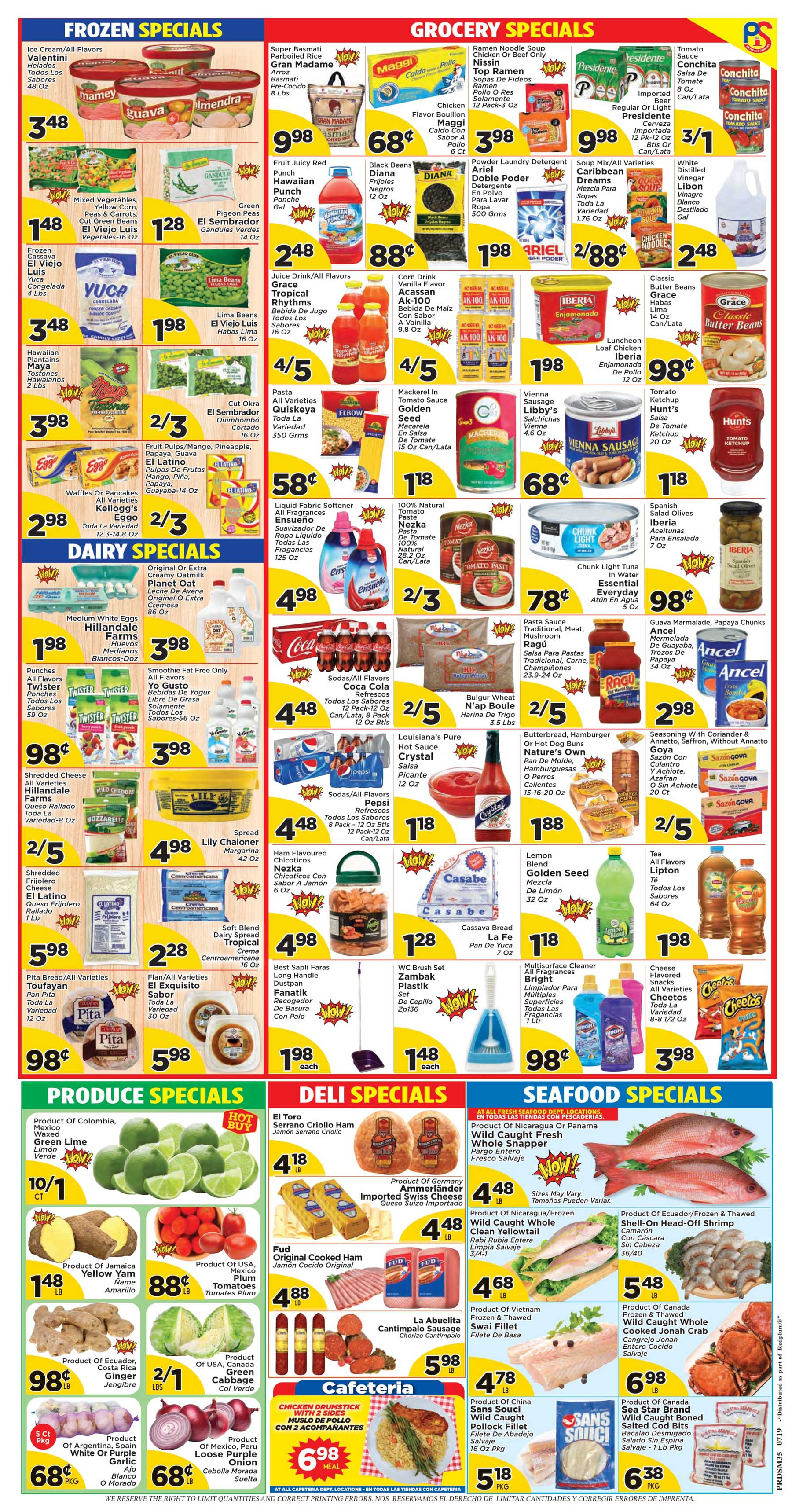Presidente Supermarkets | Where your Dollar Buys You More